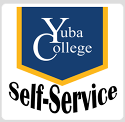 Yuba College Self-Service Image and Link